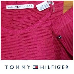 Mesh Tommy Hilfiger top